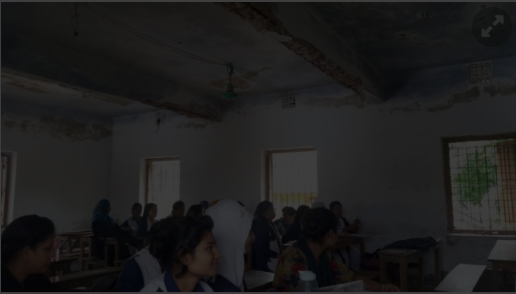 Photo of ਸਕੂਲ ਦੀ ਹਾਲਤ ਨੇ ਖੋਲ੍ਹੀ ਪ੍ਰਸ਼ਾਸਨ ਦੀ ਪੋਲ੍ਹ