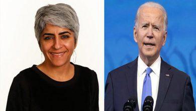 Photo of Biden ਨੇ Kiran Ahuja ਨੂੰ ਨਿੱਜੀ ਮੈਨੇਜਮੈਂਟ ਦਫ਼ਤਰ ਦਾ ਪ੍ਰਮੁੱਖ ਚੁਣਿਆਂ