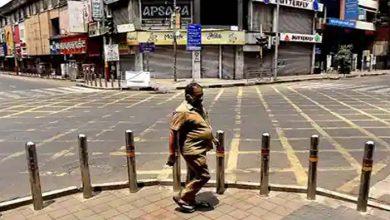 Photo of ਵੱਡੀ ਖ਼ਬਰ : ਚੰਡੀਗੜ੍ਹ 'ਚ ਲੱਗਾ Weekend Lockdown